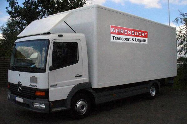 ahrensdorf transport logistik fahrzeuge. Black Bedroom Furniture Sets. Home Design Ideas